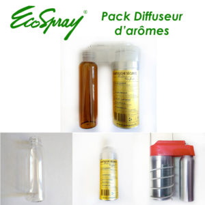 Pack Ecospray A419/49 Diffuseur d'arômes