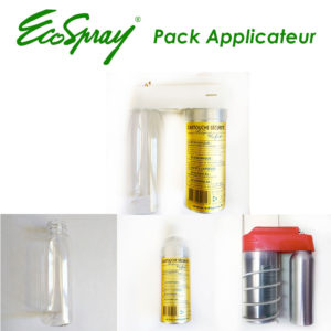 Pack Ecospray A420/49 Applicateur